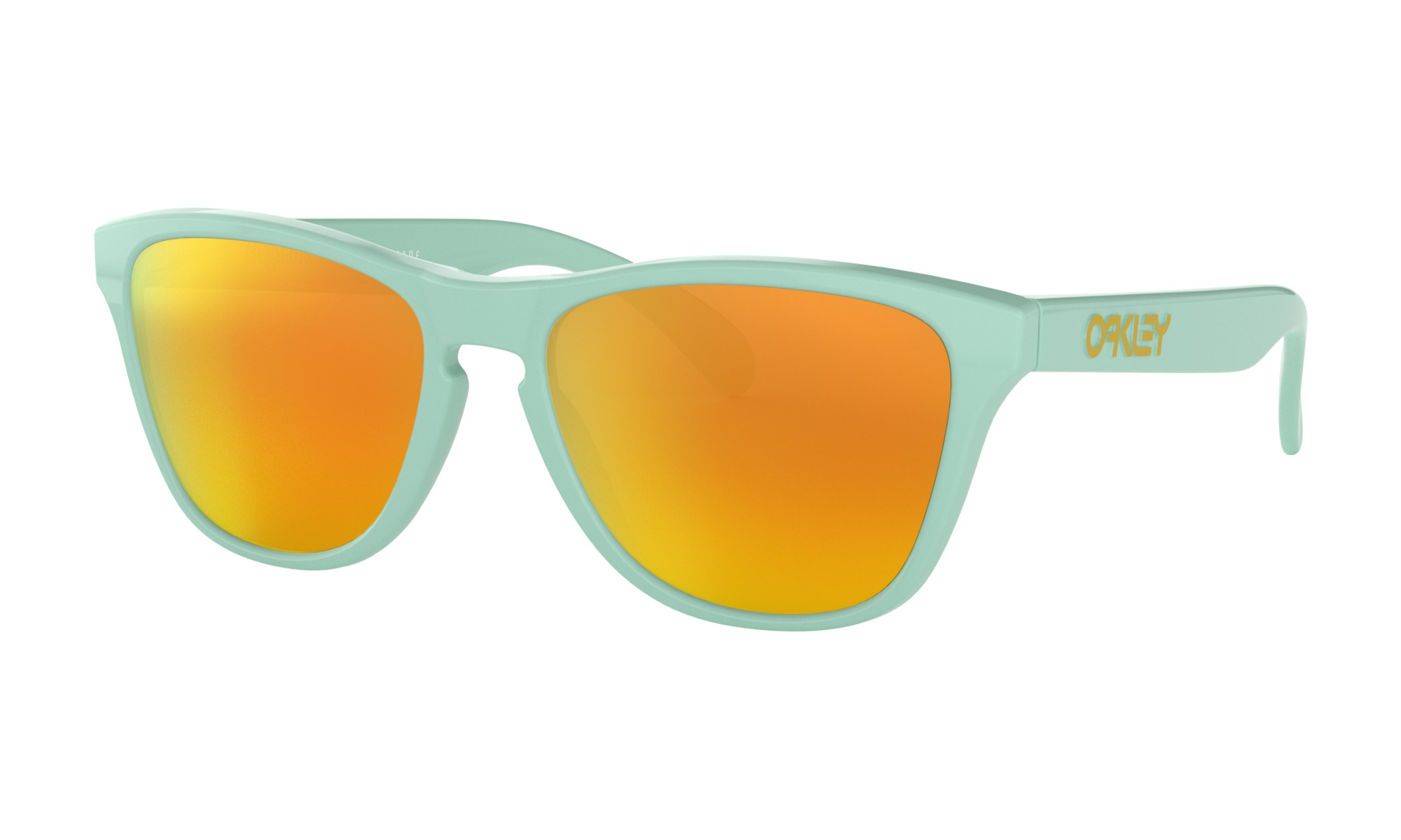 8ba2629b3a Oakley Frogskins XS Sunglasses Review
