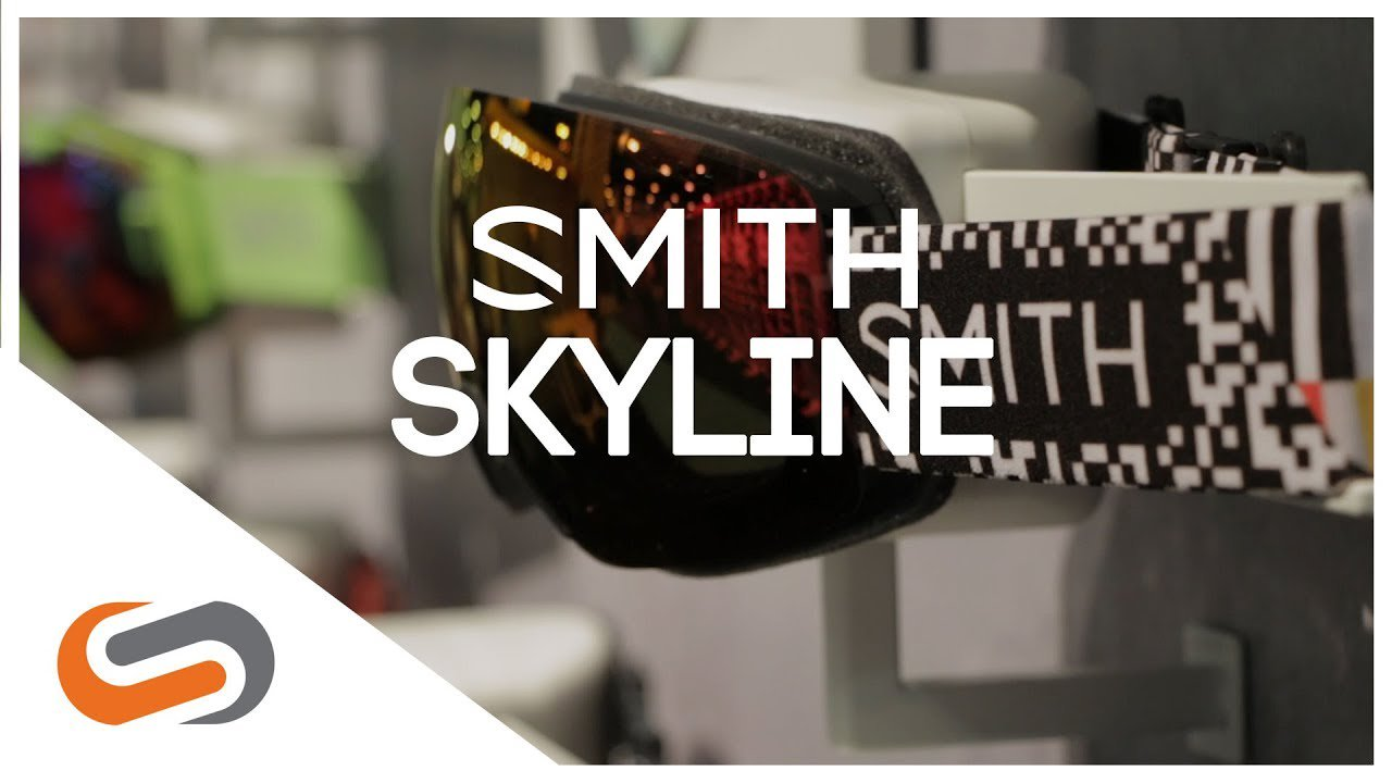SMITH Skyline Goggles Review | SMITH Ski & Snowboard Goggles