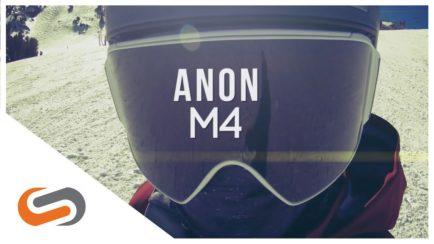 Anon M4 Goggle Review | Anon Ski & Snowboard Goggles