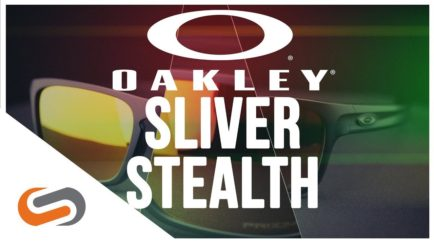 Oakley Sliver Stealth Sunglasses Review