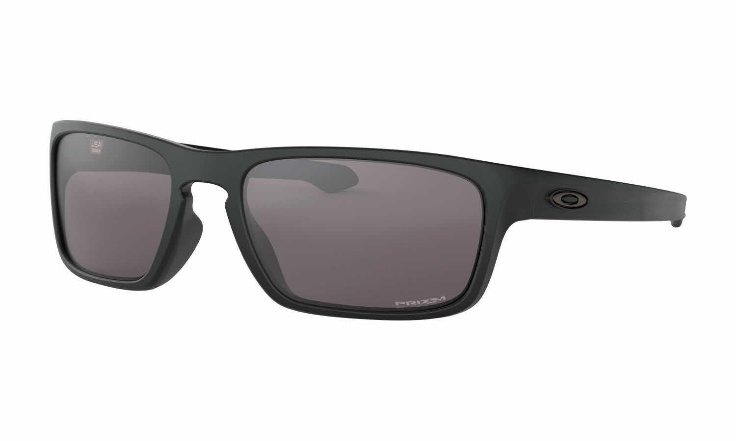 27f4cd58cf Oakley Sliver Stealth Sunglasses Oakley Sliver Stealth in Matte Black with  PRIZM Grey lens