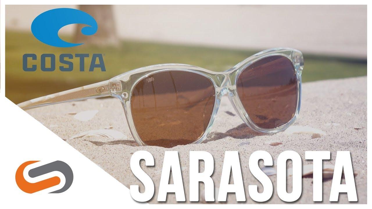 Costa Sarasota Sunglasses Review