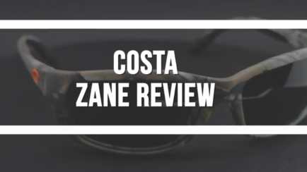 Costa Zane Sunglasses Review