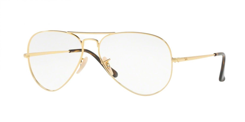 9441203e1 Ray-Ban Aviator Eyeglasses   Ray-Ban Glasses   SportRx