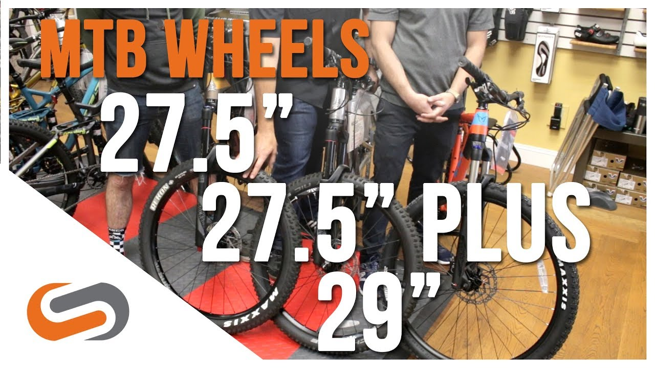 What's the Best Wheel Size for Mountain Bike Riding?