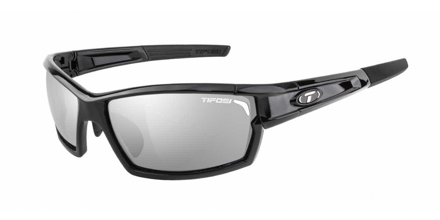 3a4383bc93 Tifosi Camrock in Gloss Black with Smoke Lenses