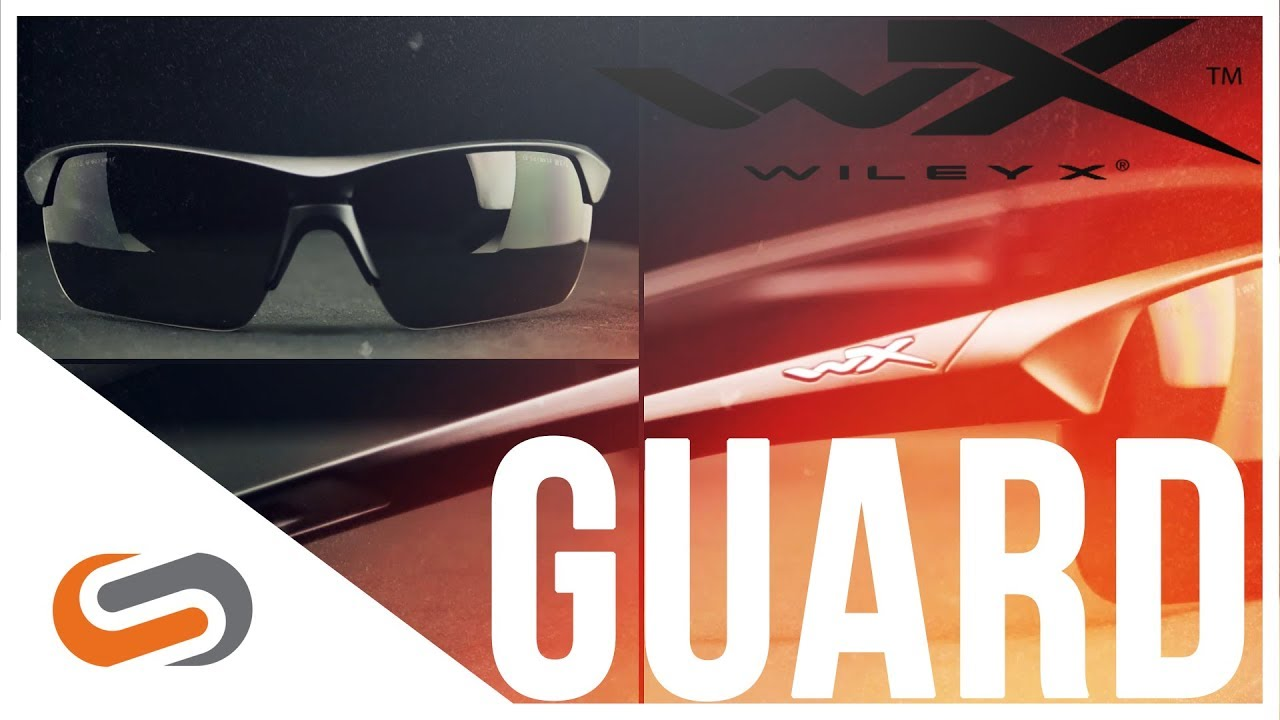 Wiley X Guard Sunglasses Review | Wiley X Safety Glasses