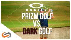 Oakley PRIZM Golf Lenses: The Best Game Enhancement Tool
