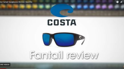 Costa Fantail Sunglasses Review | Costa Fishing Sunglasses
