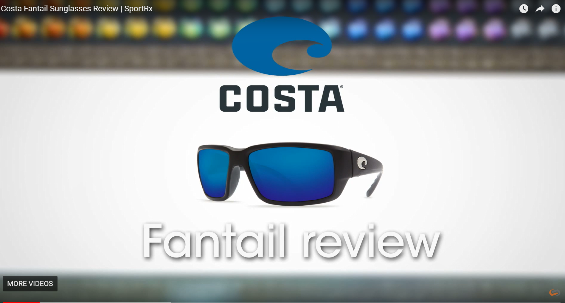 Costa Fantail Sunglasses Review | Costa Fishing Sunglasses