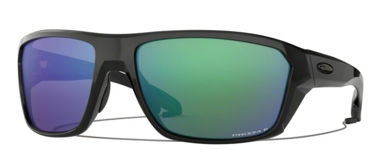 9abc0c46bbe split shot shallow water Oakley Split Shot in Polished Black with PRIZM  Shallow Water Polarized