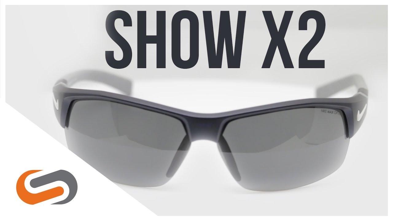 lado Geografía Feudal  Nike Show X2 Sunglasses Review | SportRx