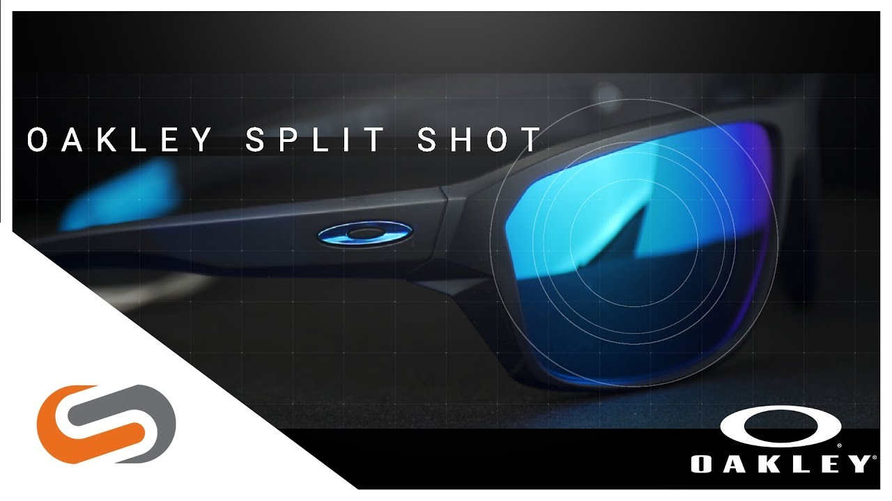 f256c164f Oakley Split Shot Review | Oakley Fishing Sunglasses | SportRx