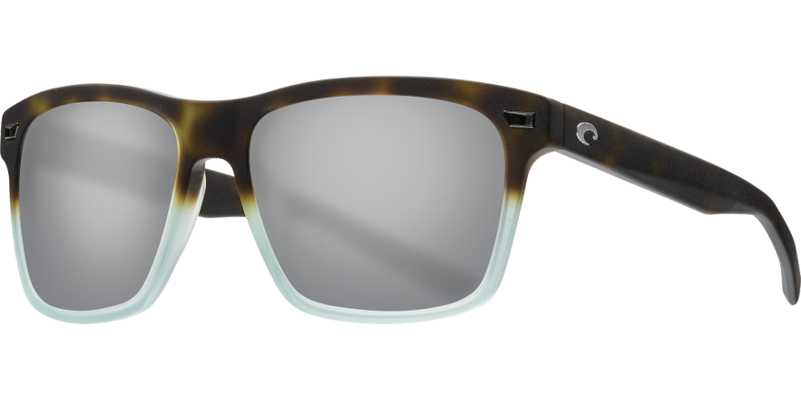 Costa Aransas with Matte Tide Pool Frames & Gray Silver Mirror 580G