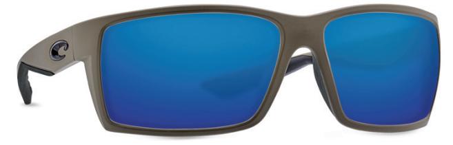 e92329d182 Costa Reefton in Matte Moss Costa Reefton in Matte Moss with 580 Blue  Mirrored lenses