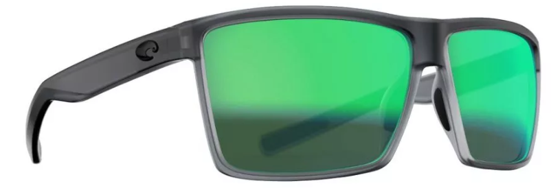 587eab203db Best Polarized Sunglasses for Men in 2019. Costa Rincon Video Review. Costa  Rincon Costa Rincon in the Matte Smoke with 580 Green mirrored lens