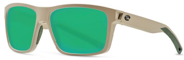 16c3b03ba3 Costa Slack Tide in Matte Sand Costa Slack Tide in Matte Sand with 580  Green Mirrored lenses