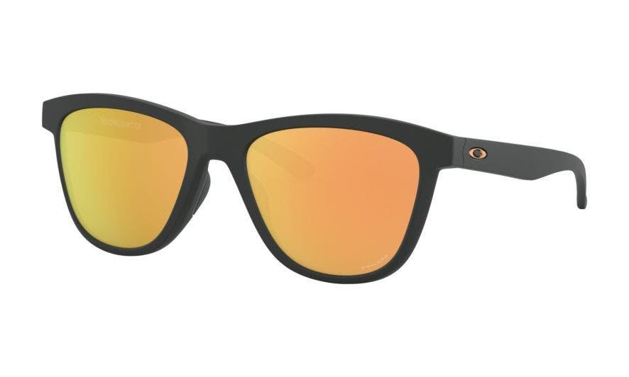 Oakley Moonlighter with Velvet Black Frames & Prizm Rose Gold
