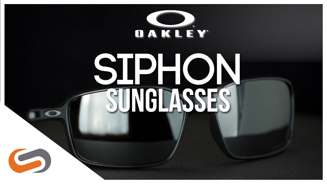 3757462e2f18 Oakley Siphon Review | Oakley Lifestyle Sunglasses | SportRx