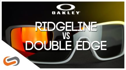 Oakley Ridgeline vs. Double Edge | Oakley Lifestyle Sunglasses