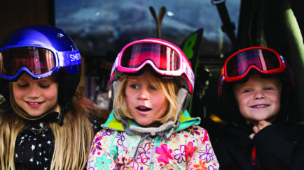 Buying Kids Ski & Snowboard Goggles | How-To Guides