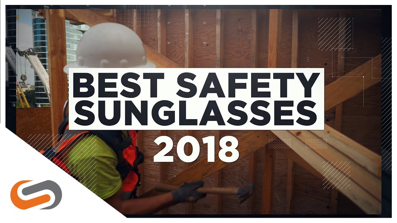 Best Safety Glasses of 2019 | ANSI Certified Safety Sunglasses