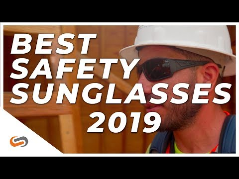 Best Safety Glasses of 2019   ANSI Certified Safety Sunglasses