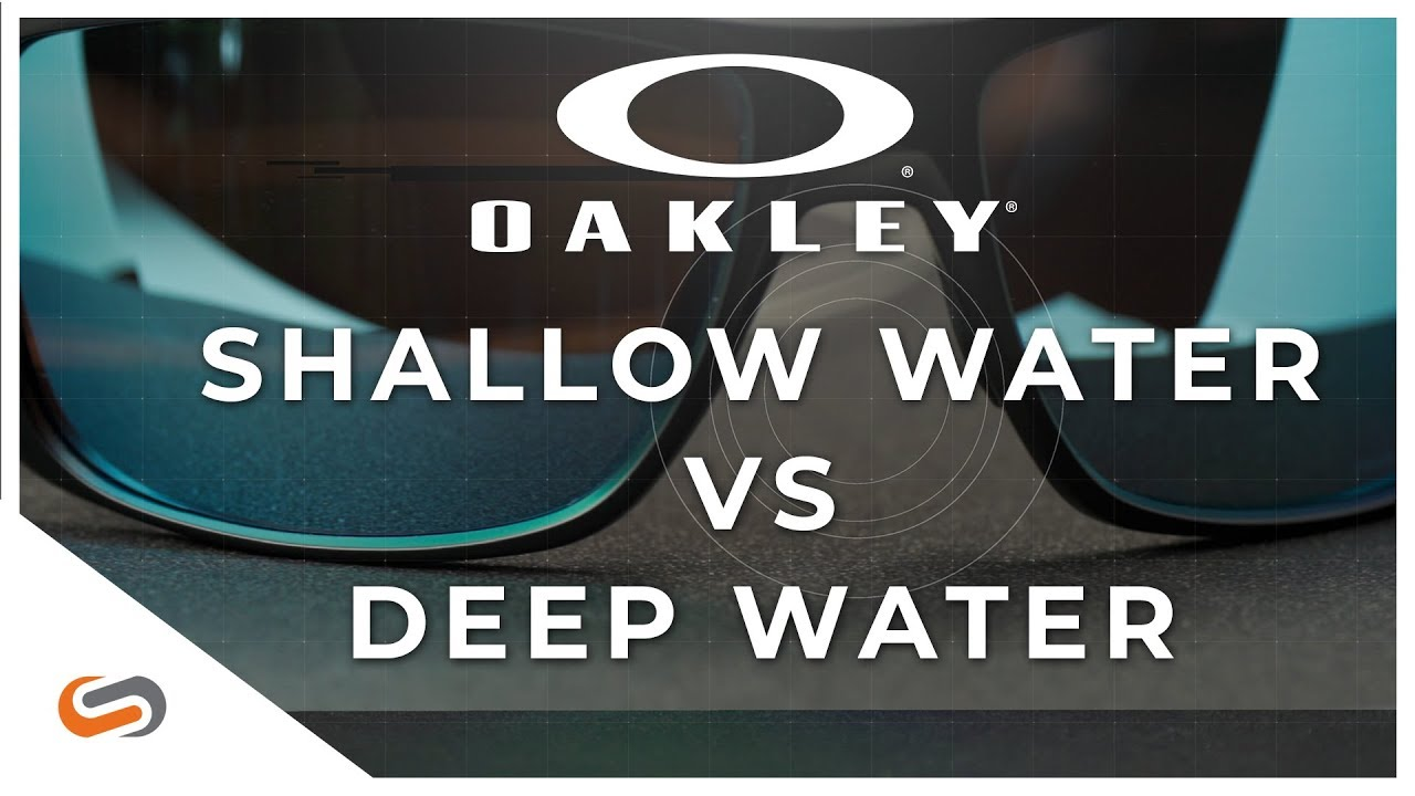 PRIZM Deep Water vs. Shallow Water | Oakley Lens Review