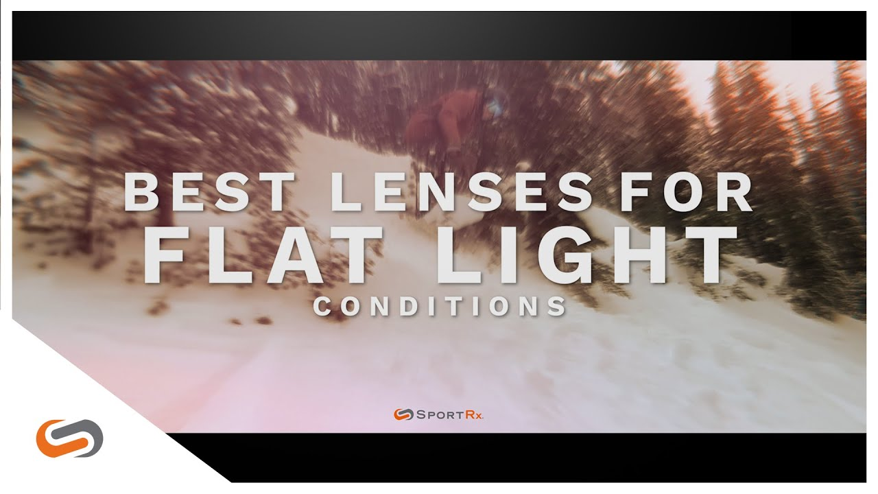Snow Goggle Lenses for Flat Light | Goggle Lens Tech Explained