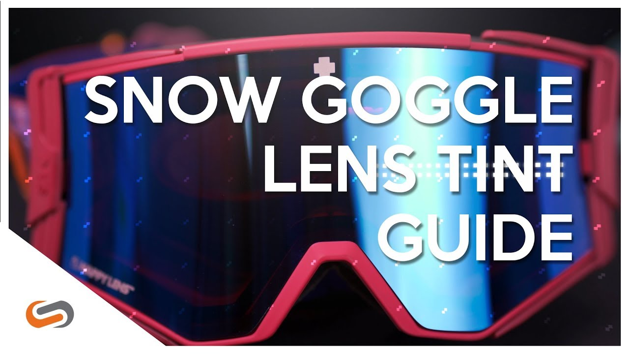 How to Choose a Snow Goggle Lens Color | Lens Tech Explained