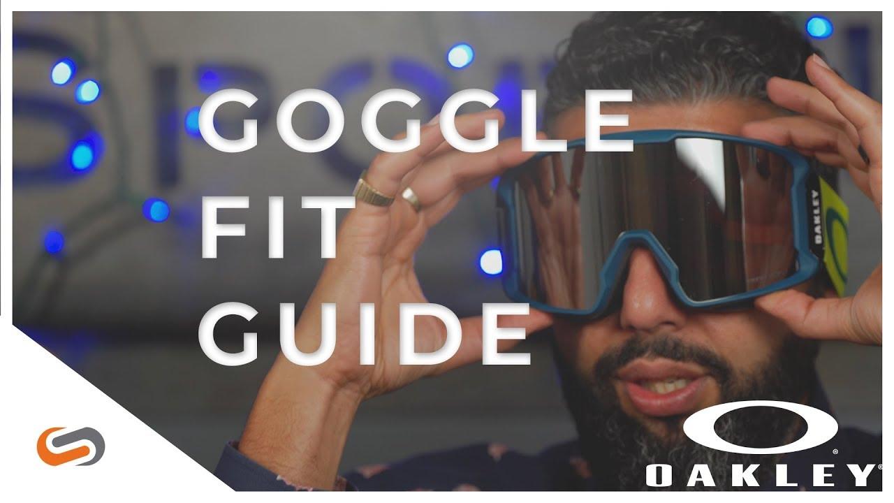 eb32d65d0 2019 Oakley Goggle Size Guide   SportRx   SportRx