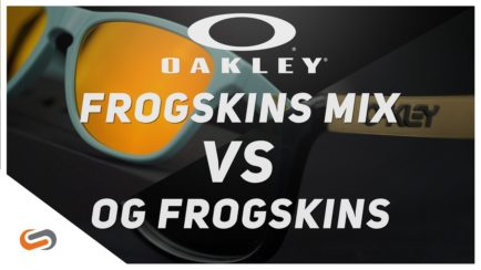 Oakley Frogskins vs. Frogskins Mix | Oakley Lifestyle Sunglasses