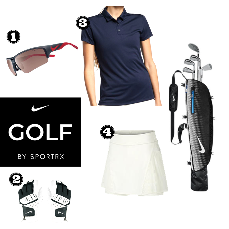 women's nike golf gear and prescription sunglasses