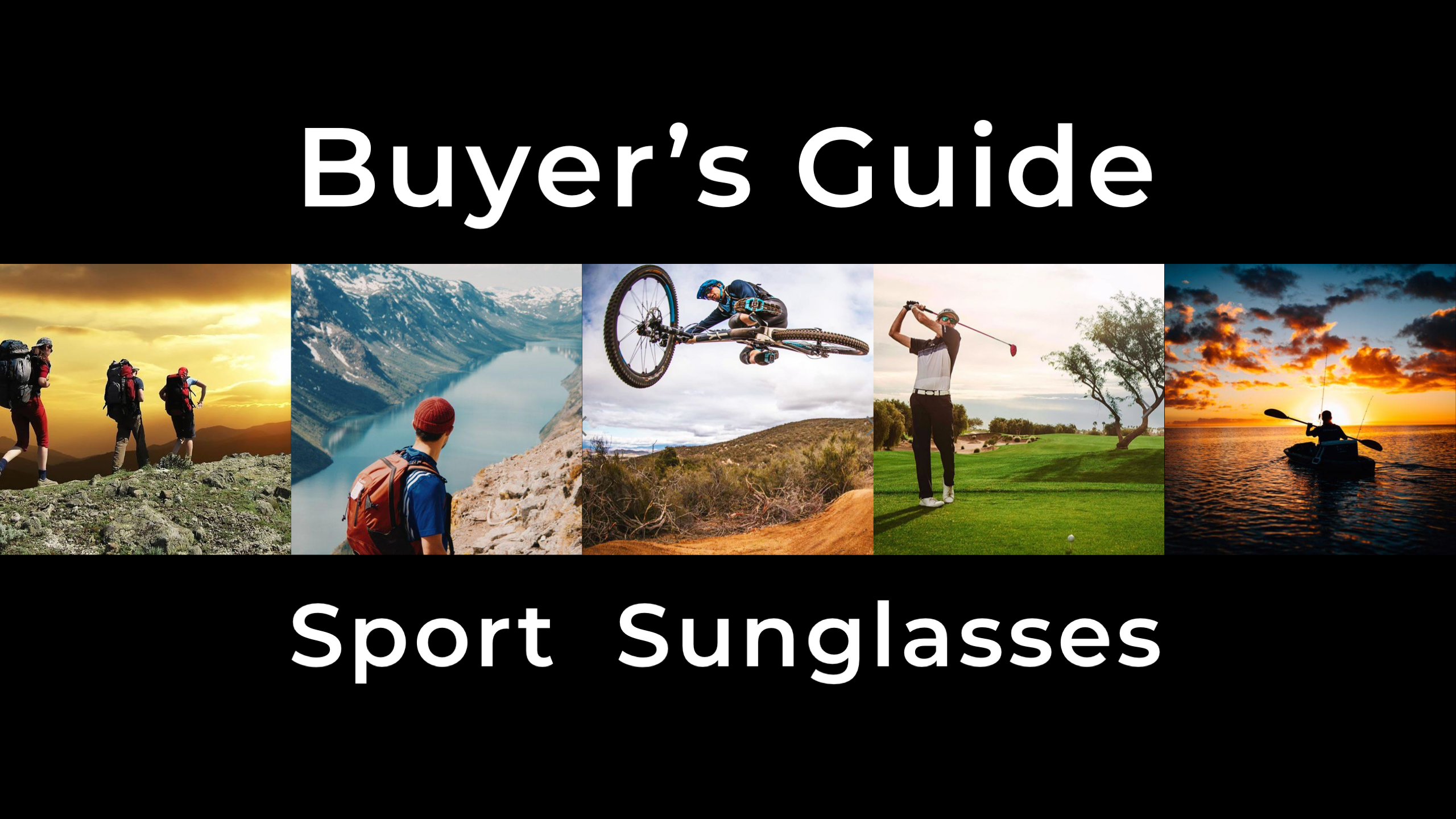 Sport Sunglasses Buyer's Guide | How-to Guide