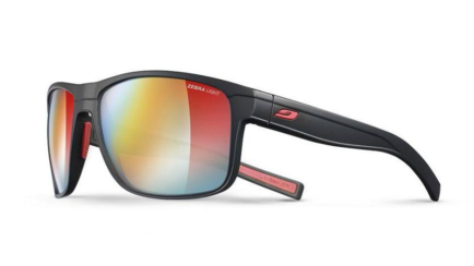 c385ac3feb Julbo Renegade in Black Red with Zebra Light Lens