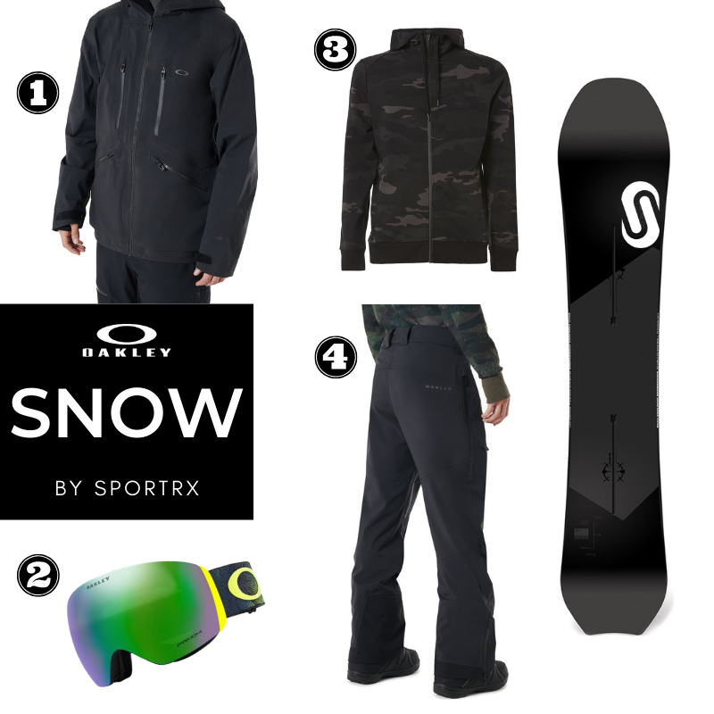Oakley Snow Gear and Prescription Goggles by SportRx