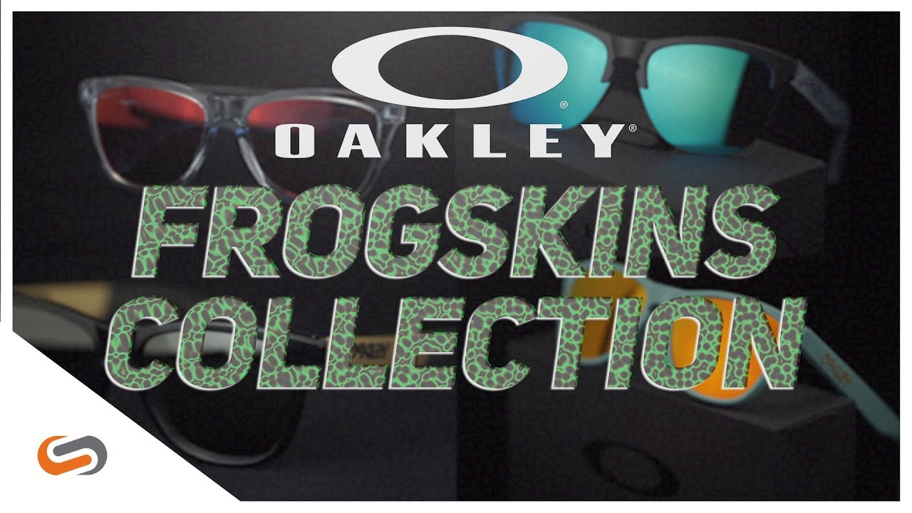 f16ee4f9b0cb Oakley Frogskins Collection | Oakley Lifestyle Sunglasses | SportRx