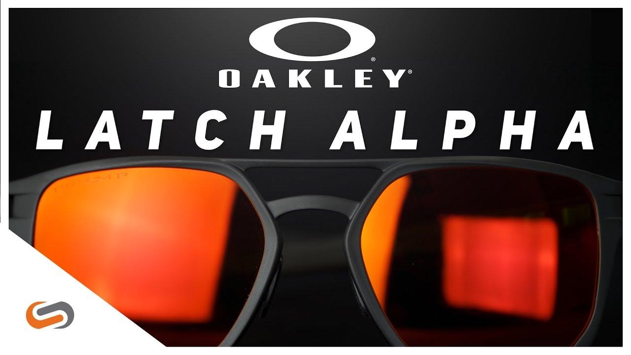 a5dcf7b4fe1c Oakley Latch Alpha | Oakley Lifestyle Sunglasses | SportRx