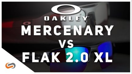Oakley Mercenary vs. Flak 2.0 XL | Oakley Sunglasses