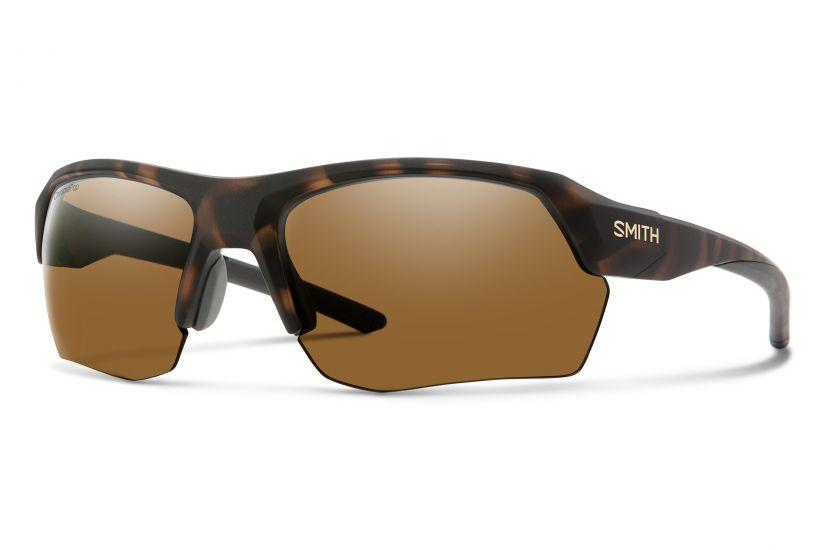9bdc0408abb Smith Tempo Max in Matte Tortoise with Chromapop Polarized Brown