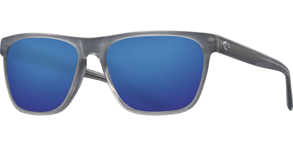 b1bd270cc13d Shop Costa Del Mar Polarized Sunglasses · Costa Apalach Video Review. Costa  Apalach Costa Apalach in Matte Gray Crystal with Blue Mirror ...