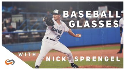 Can You Play Baseball With Glasses?