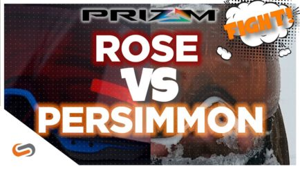 Oakley PRIZM Rose vs. PRIZM Persimmon