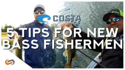 5 Tips for New Bass Fishermen