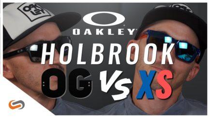 Oakley Holbrook XS vs. Holbrook | Oakley Lifestyle Sunglasses