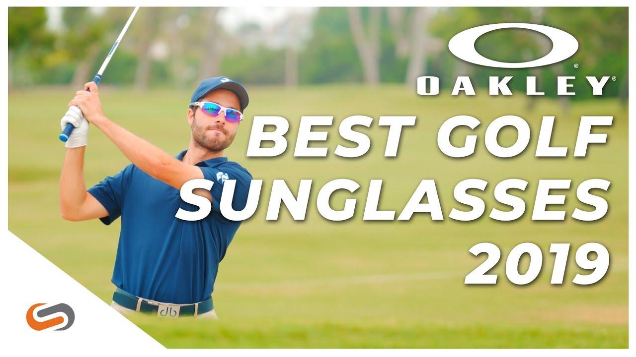 Best Oakley Golf Sunglasses of 2019
