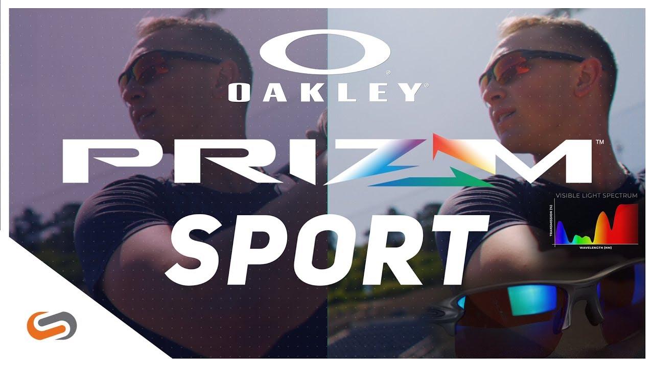 Oakley PRIZM Sport | Oakley PRIZM Lens Technology