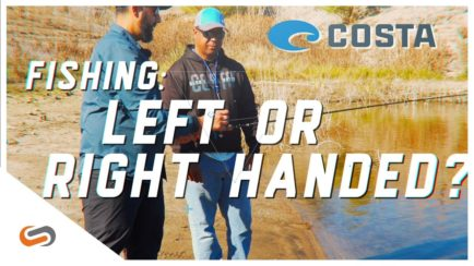 Right or Left-Handed Fishing Reel: Which One is for Me?