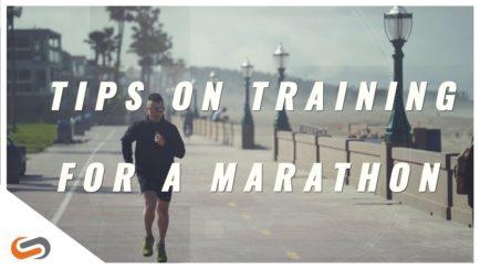 Marathon Training Tips With Shane Finn