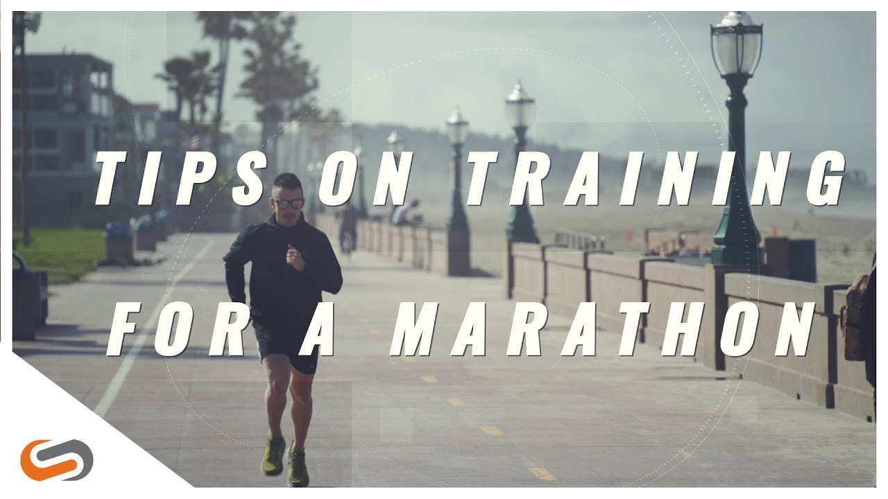 Marathon Training Tips With Shane Finn